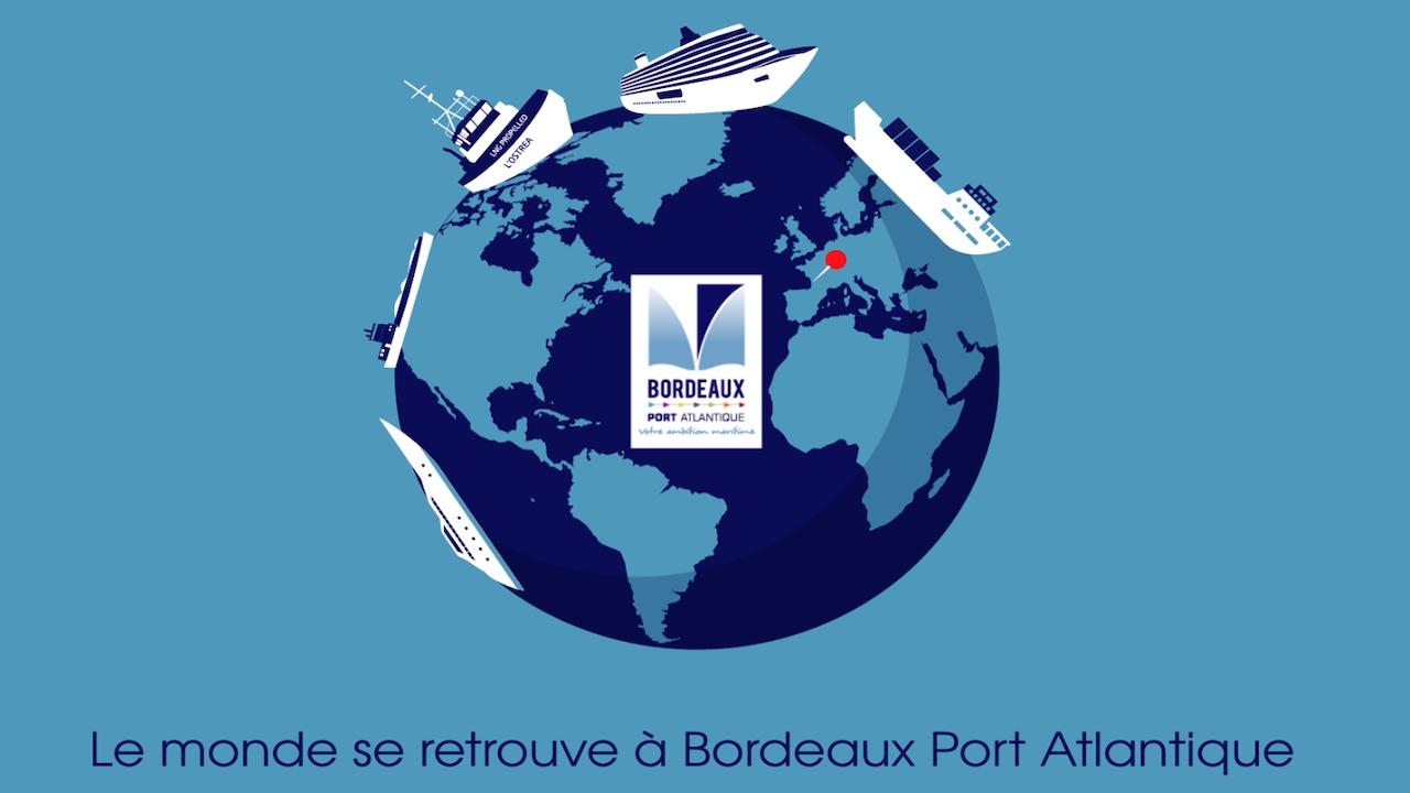 Port de Bordeaux 2019